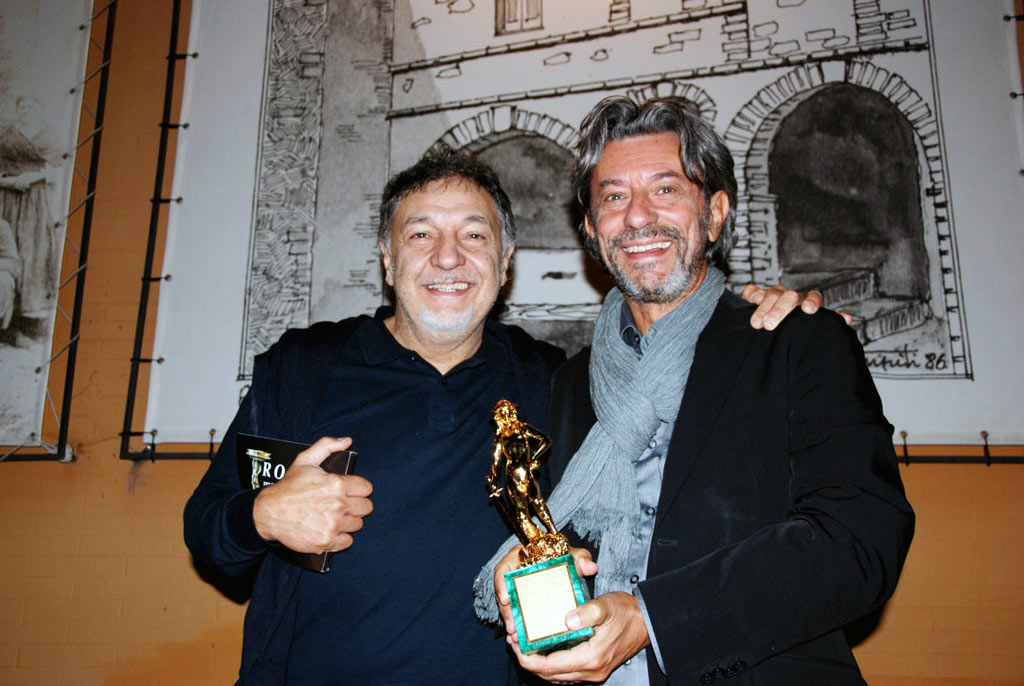 Pivio e Aldo De Scalzi - David di Donatello 2014