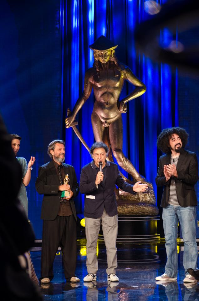 Premiazione David di Donatello 2014
