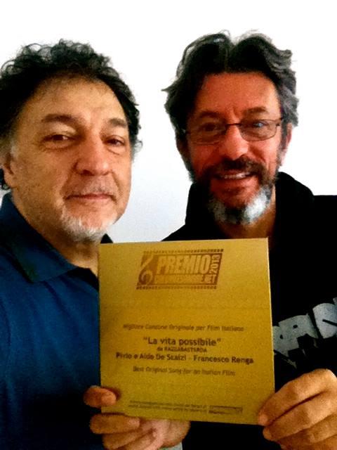 Premio Colonne sonore a Pivio e Aldo De Scalzi