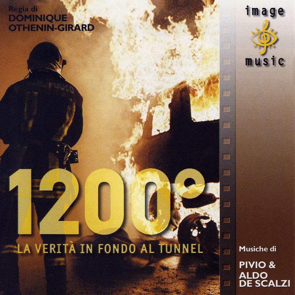 1200° - colonna sonora cover image
