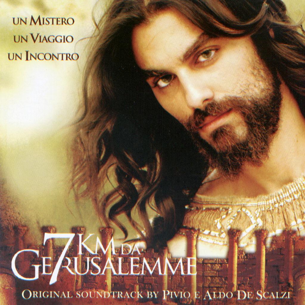 7 Km da Gerusalemme - colonna sonora cover image