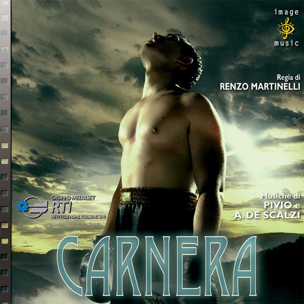 Carnera - colonna sonora cover image