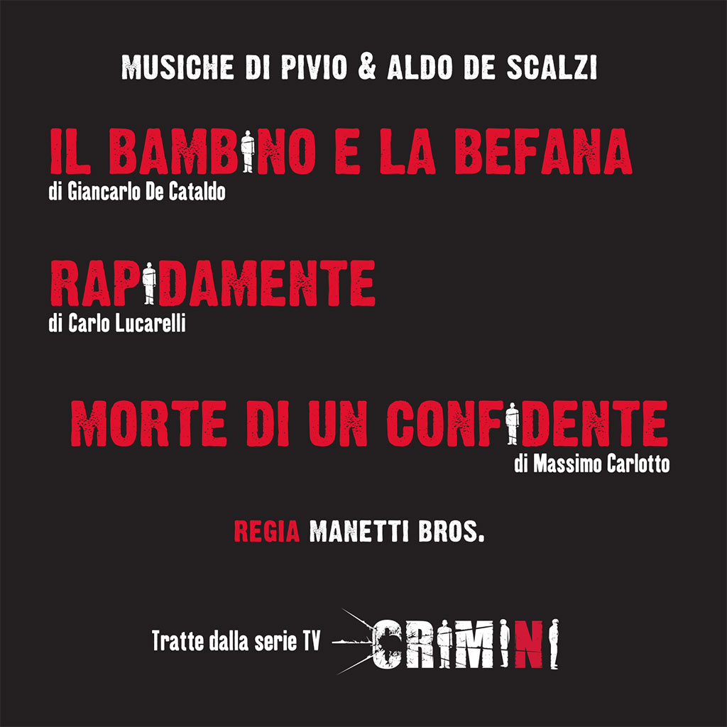 Crimini - colonna sonora cover image