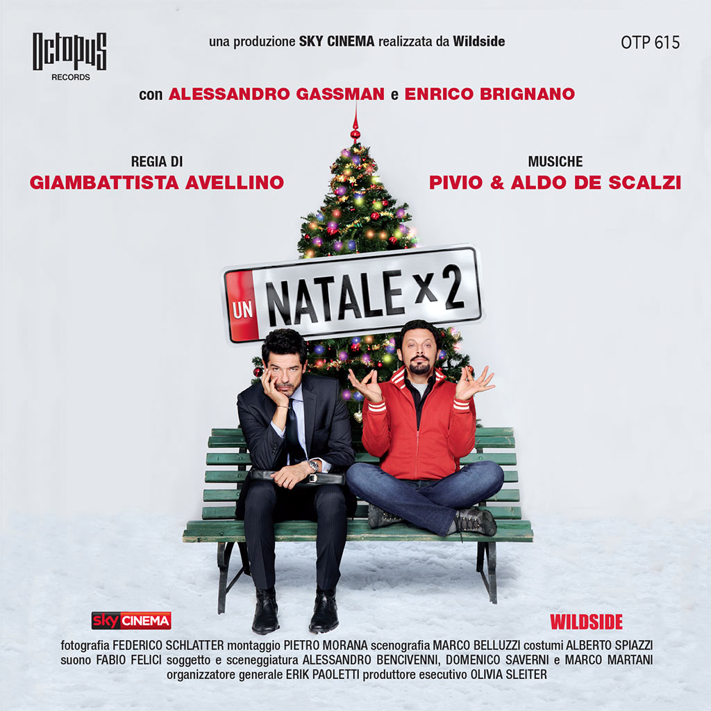 Un Natale per due - CD cover image