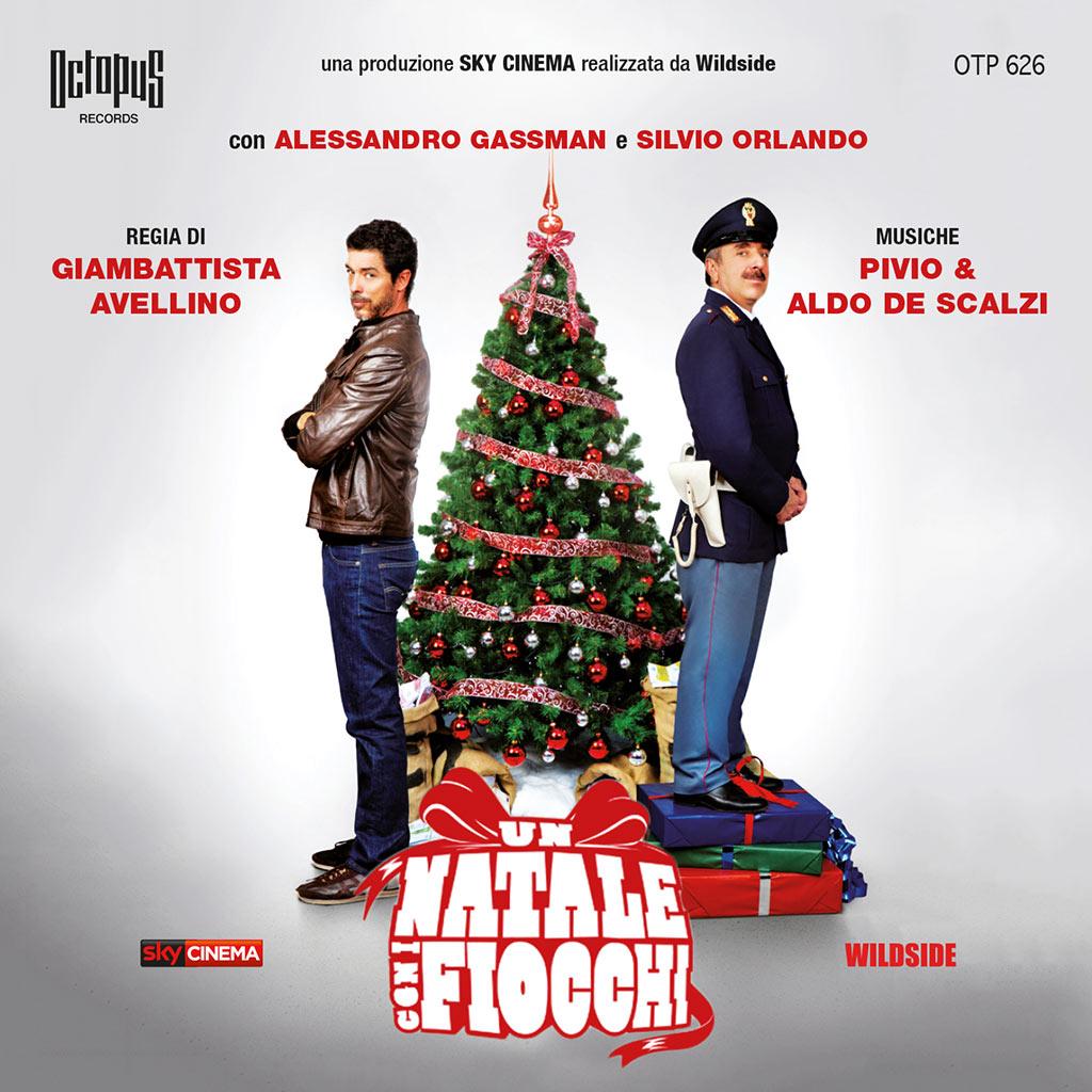 Un Natale con i fiocchi - CD cover image