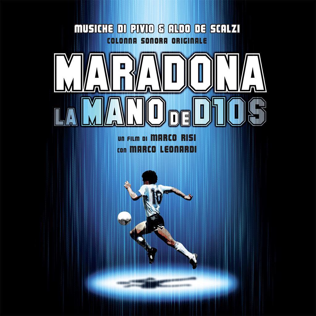 Maradona la mano de Dios - CD cover image