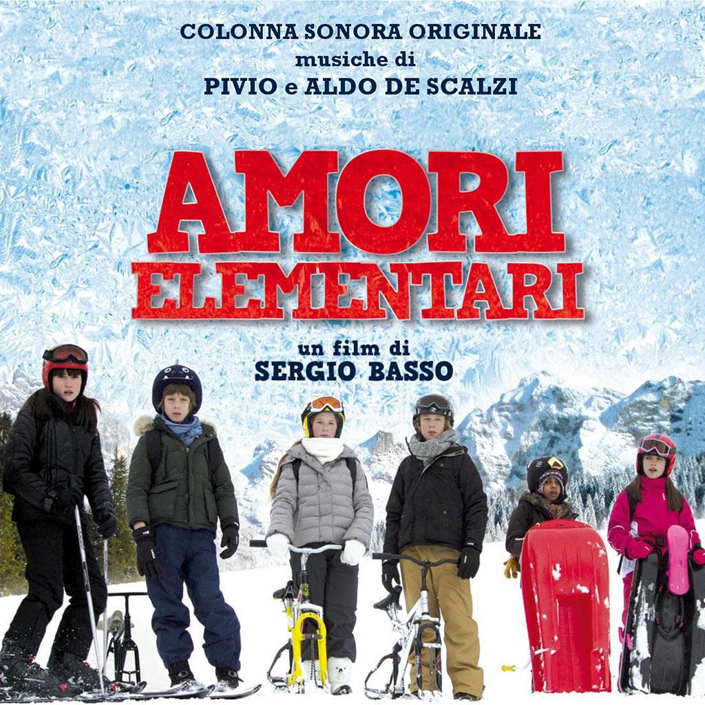 Amori elementari - colonna sonora cover image