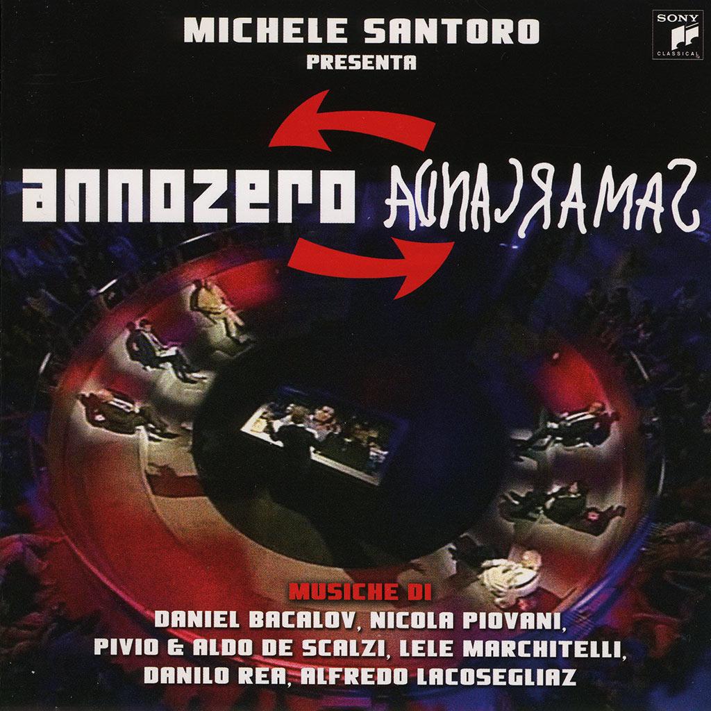 Annozero / Samarcanda - colonna sonora cover image