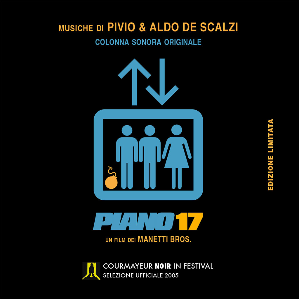 Piano 17 - CD cover image