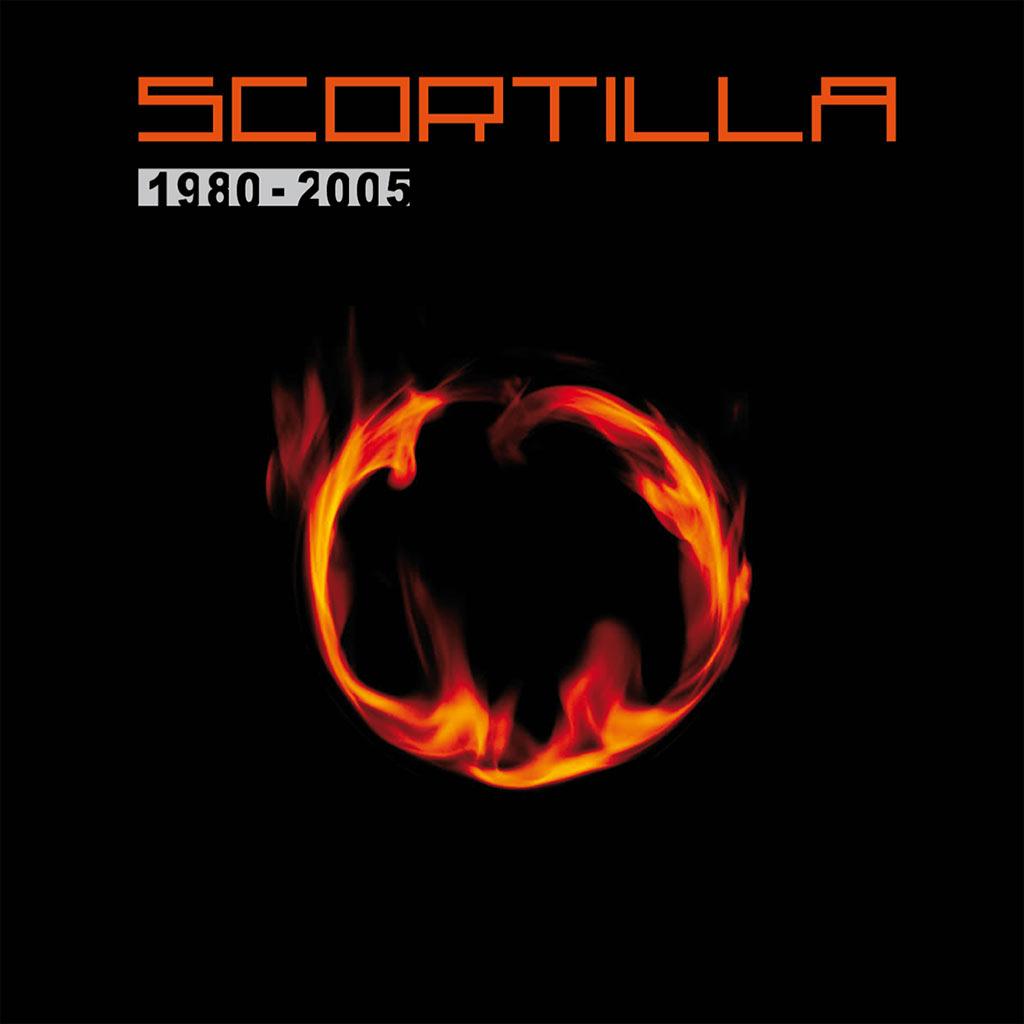 Scortilla 1980 - 2005 - CD cover image