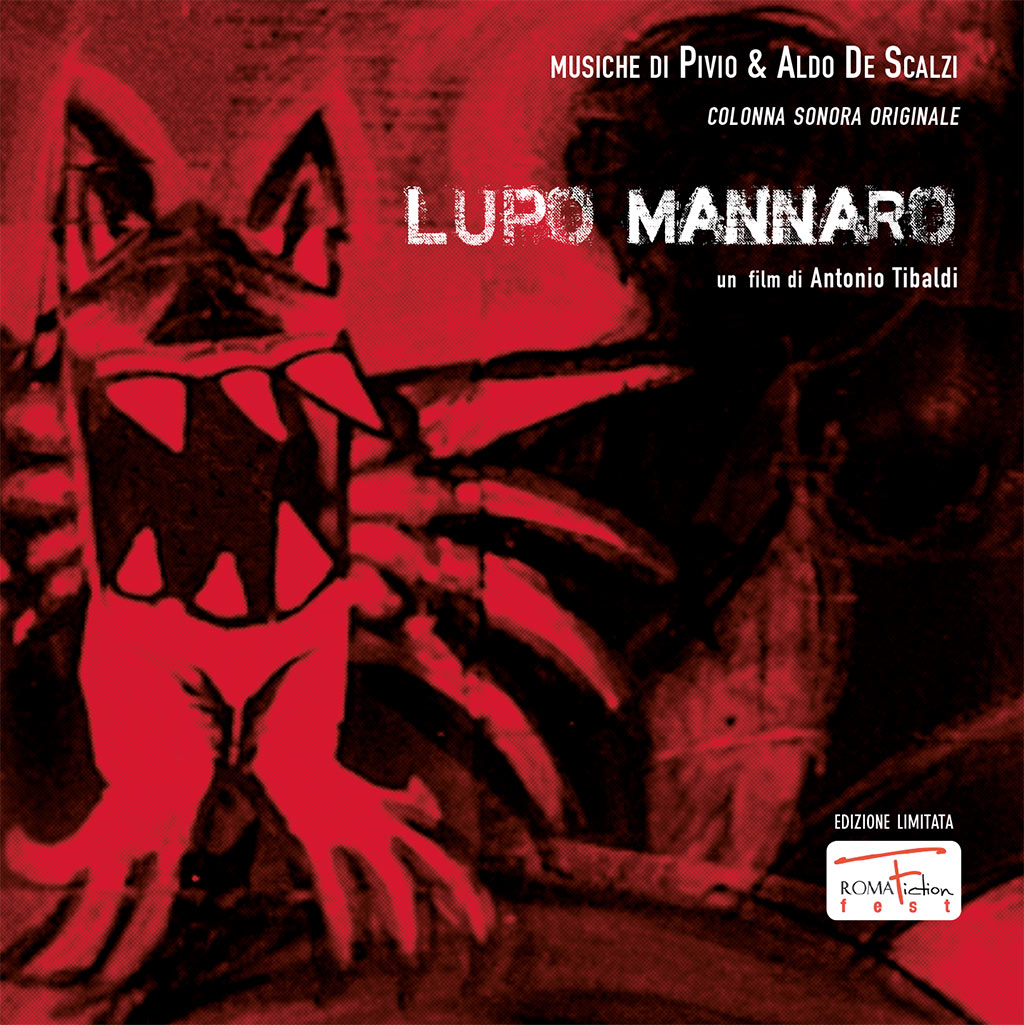 lupo mannaro - cover image