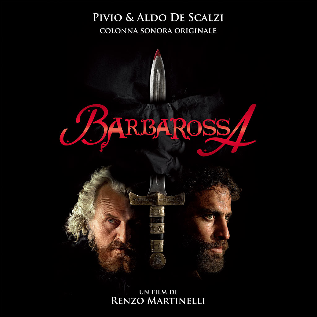 Barbarossa - colonna sonora cover image