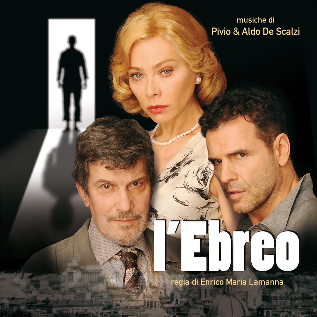 L'ebreo - cover CD image