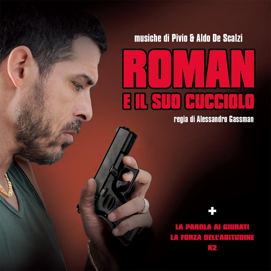 Roman e il suo cucciolo - CD cover image