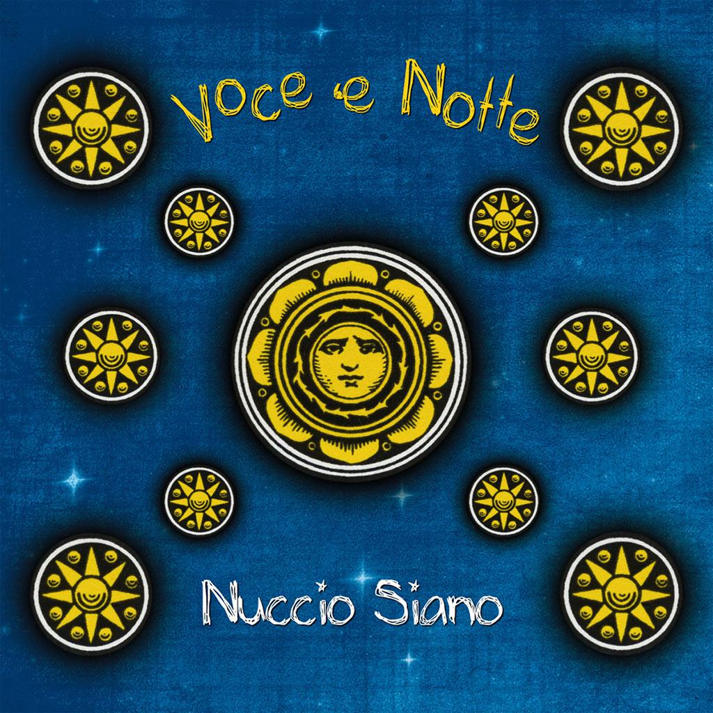 Voce 'e notte - CD cover image