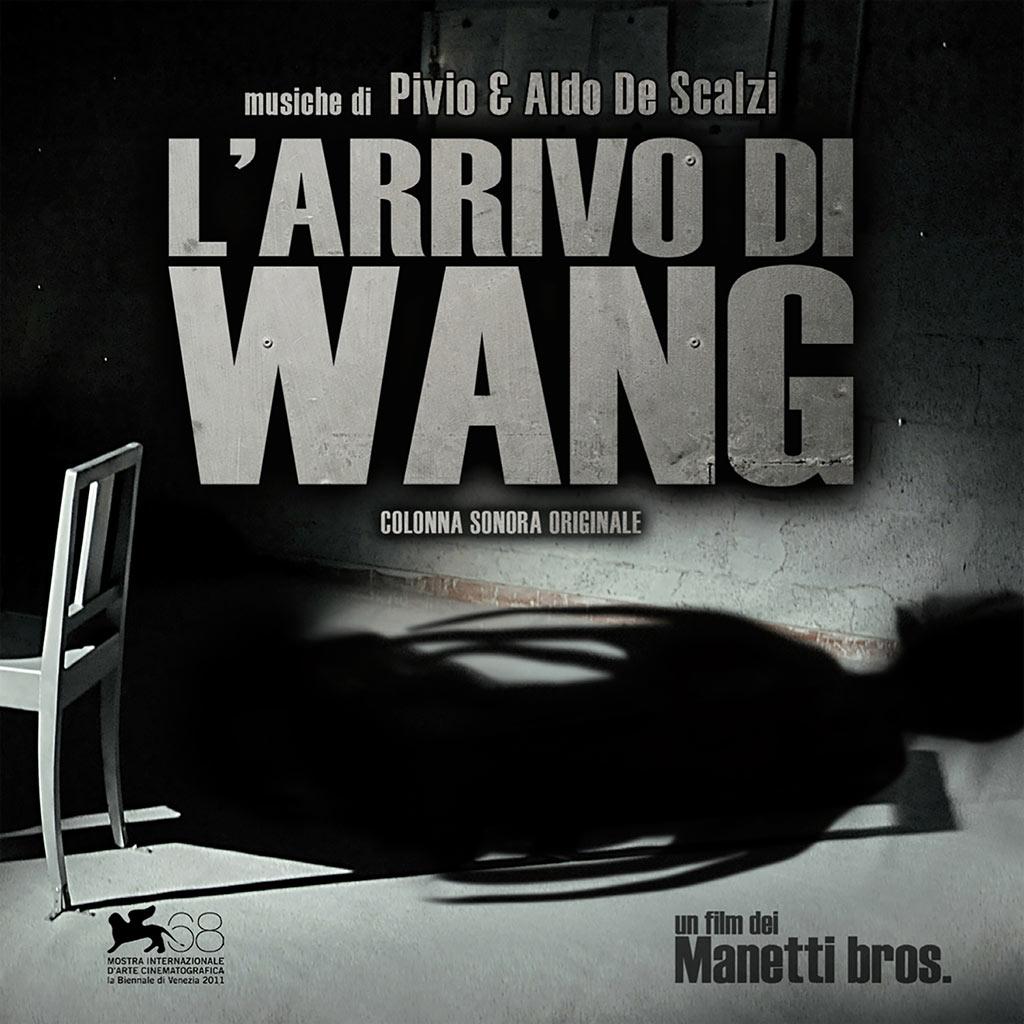 L'arrivo di Wang - CD cover image