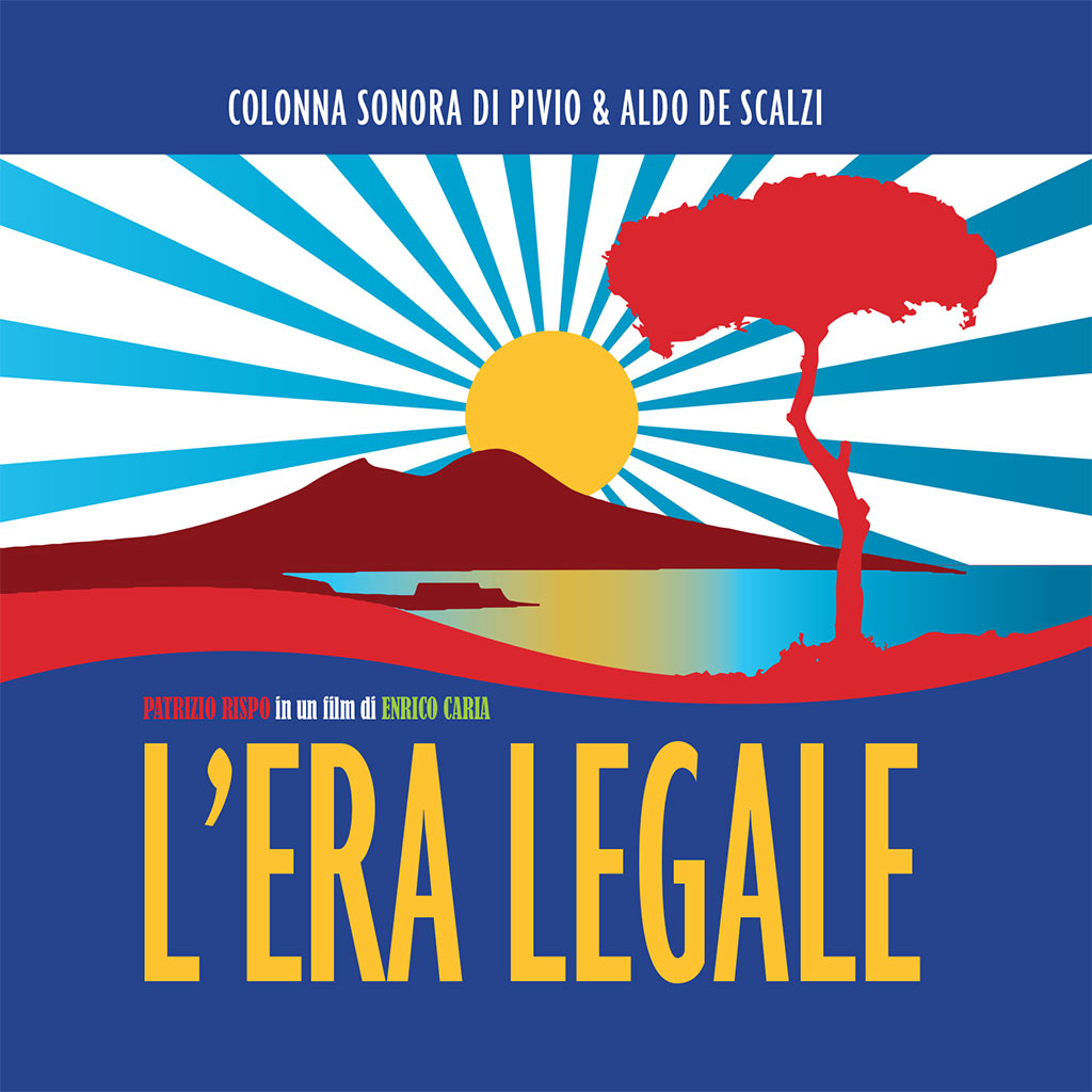 L'era legale - CD cover image
