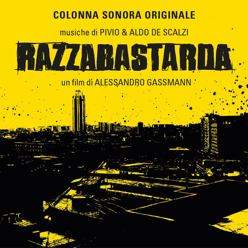Razzabastarda promo - colonna sonora cover image