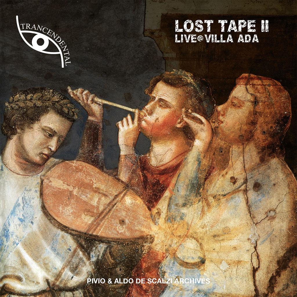Lost Tape II: Live@Villa Ada - cover image