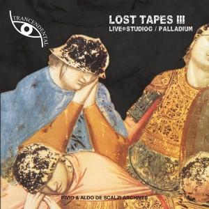Lost Tapes III – Studio G – Palladium