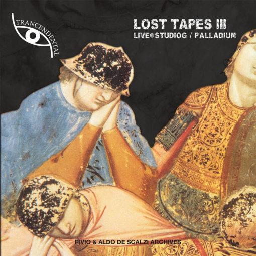 Lost Tapes III - studio g - Palladium ESP042