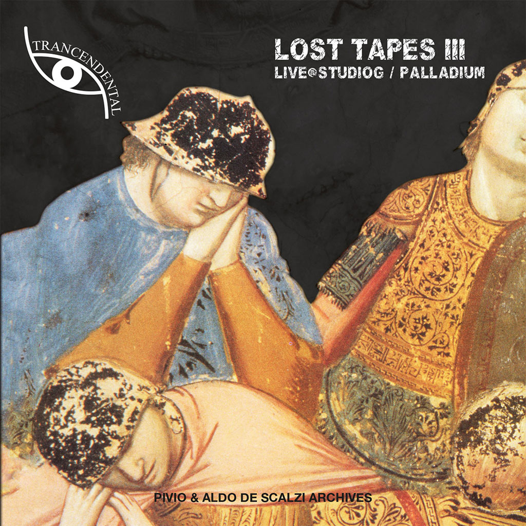 Lost Tapes III - Studio G - Palladium
