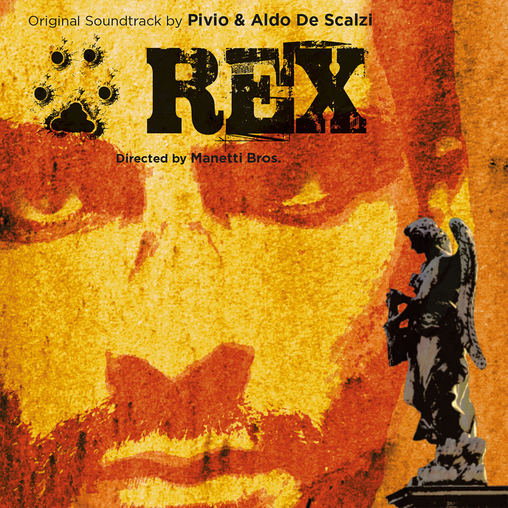 REX cover original soundtrack