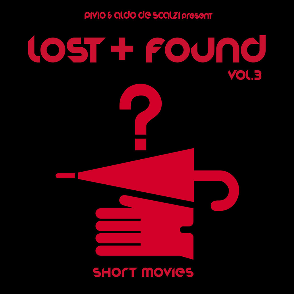 Lost + Found vol 3: Short Movies - CD cover image