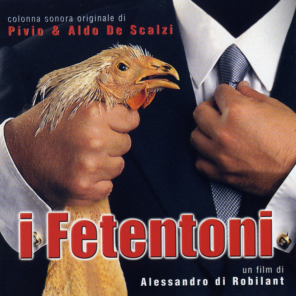 I fetentoni - CD cover image