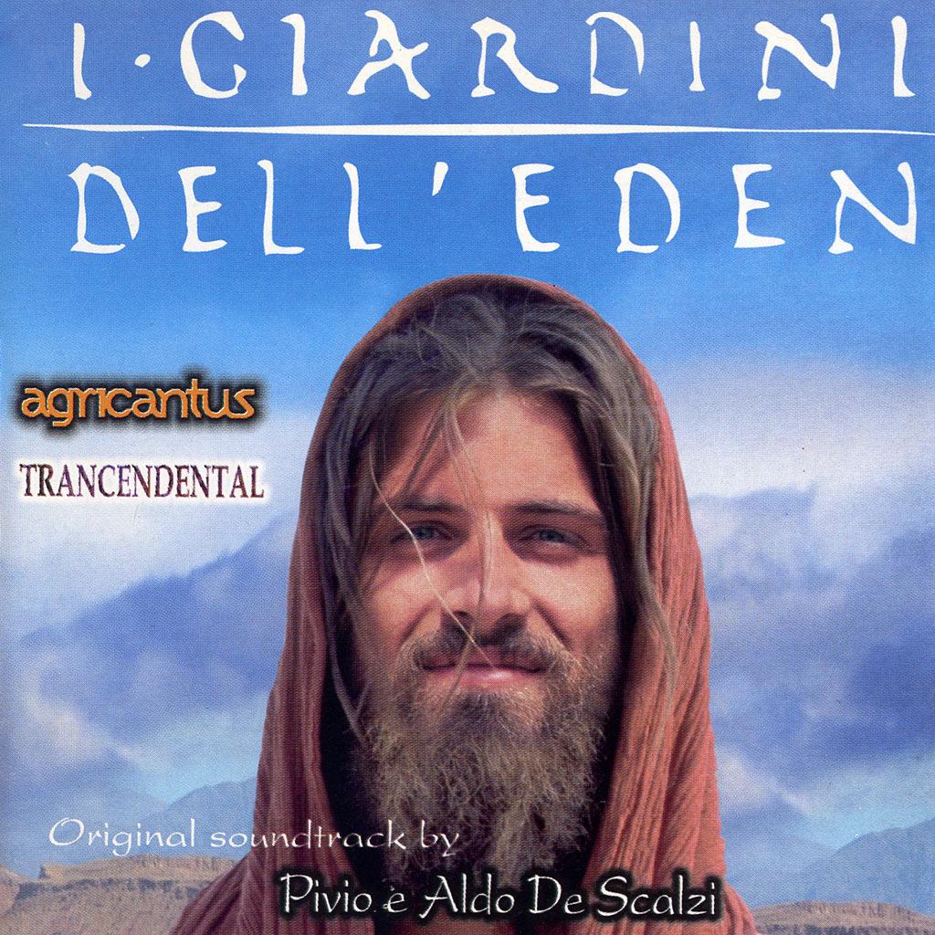 I giardini dell'Eden - colonna sonora cover image