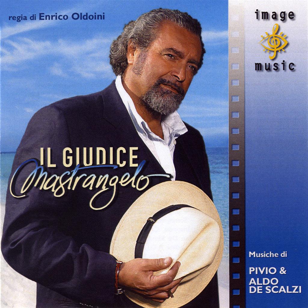 Il giudice Mastrangelo - colonna sonora cover image