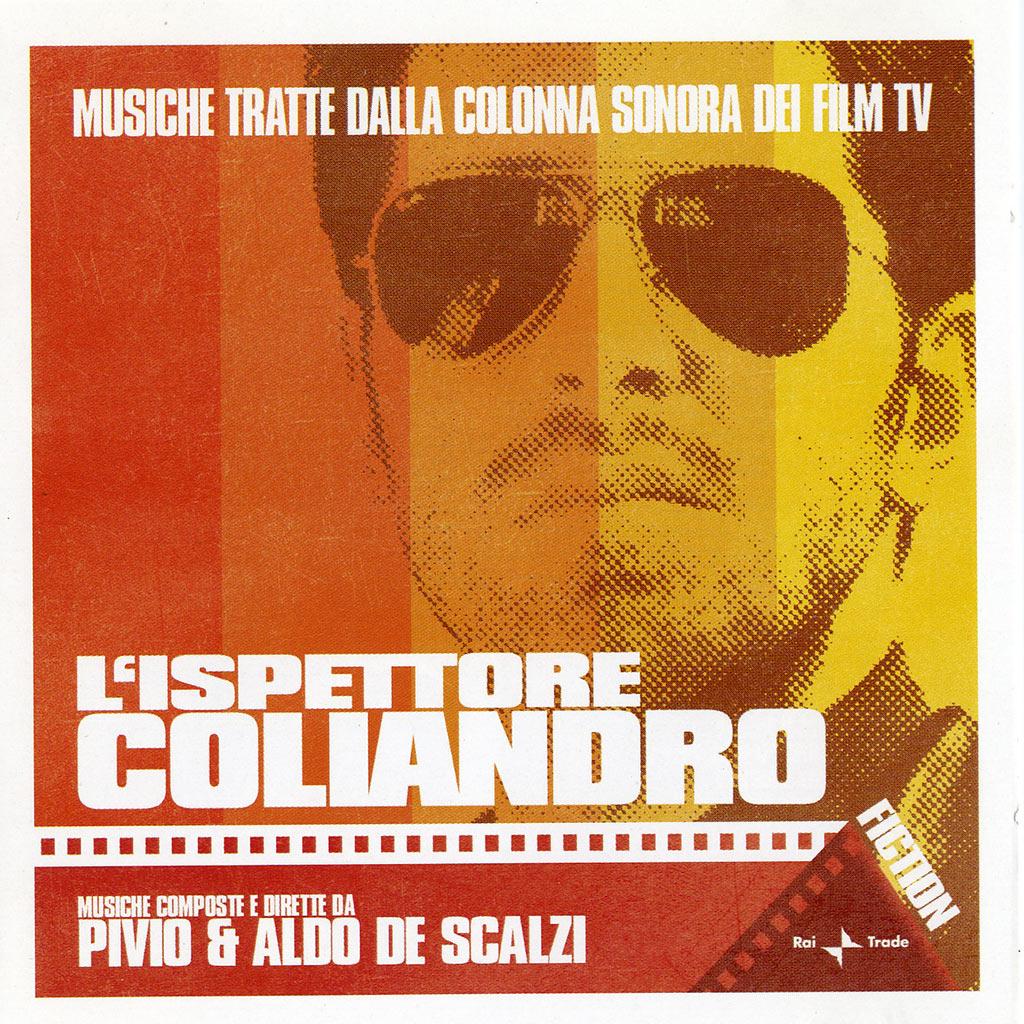 L'ispettore Coliandro - CD cover image
