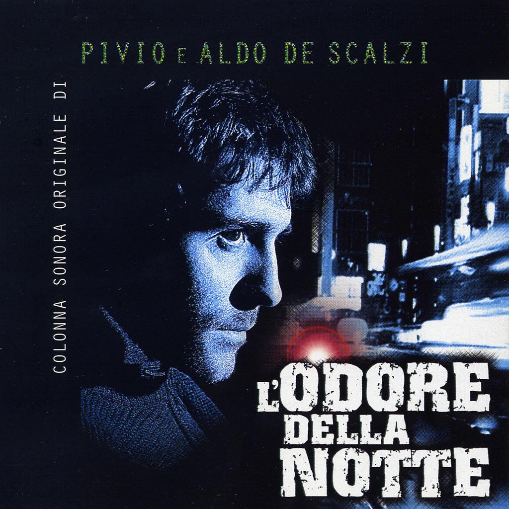 L'odore della notte - CD cover image