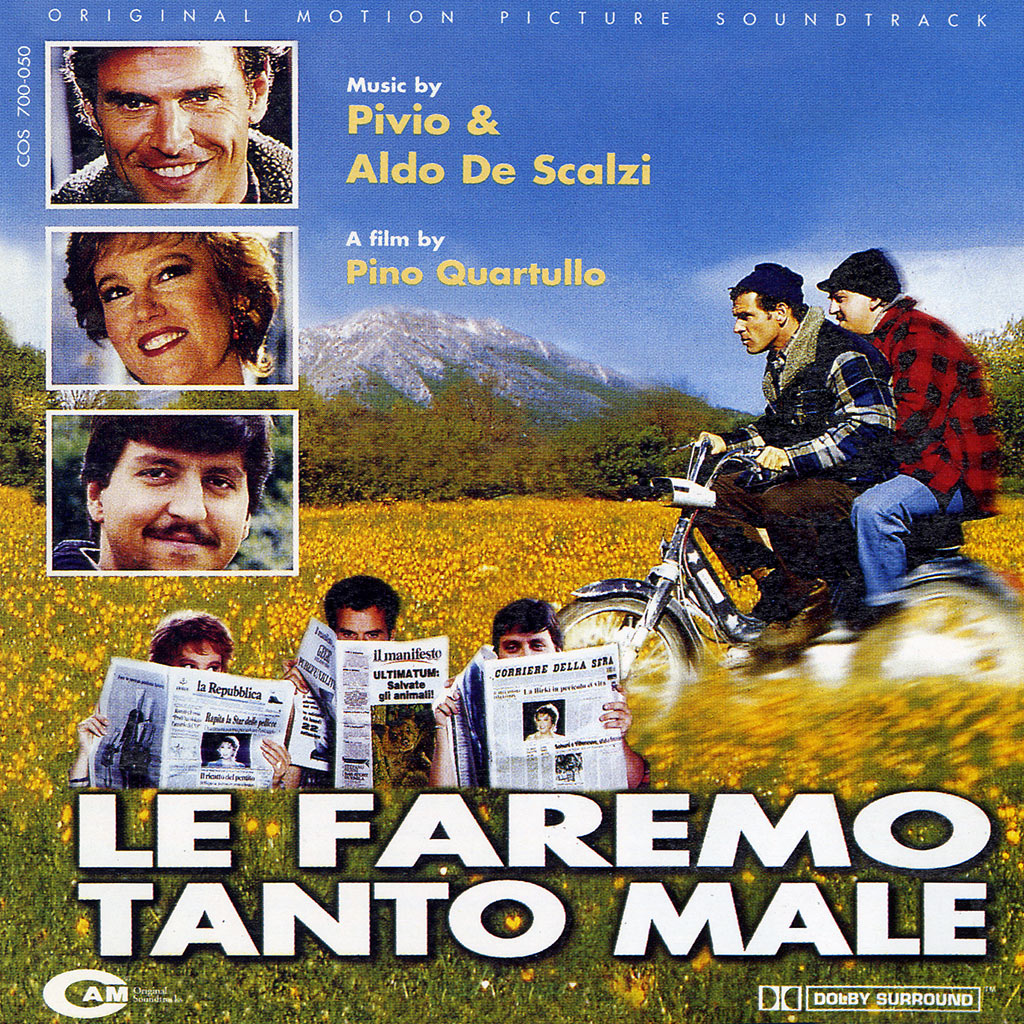 Le faremo tanto male - image cover CD