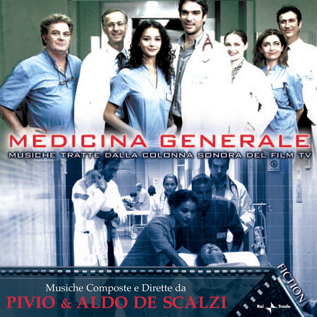 Medicina generale - CD cover image