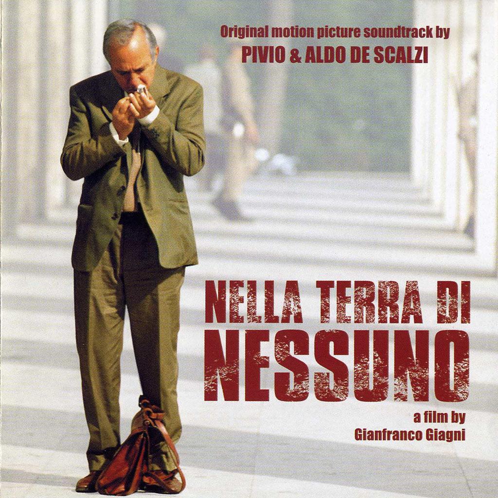 Nella terra di nessuno - CD cover image