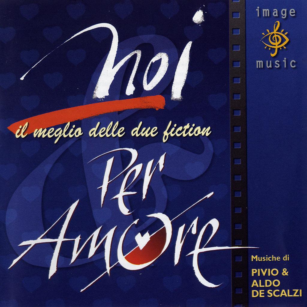 Noi / Per amore - CD cover image