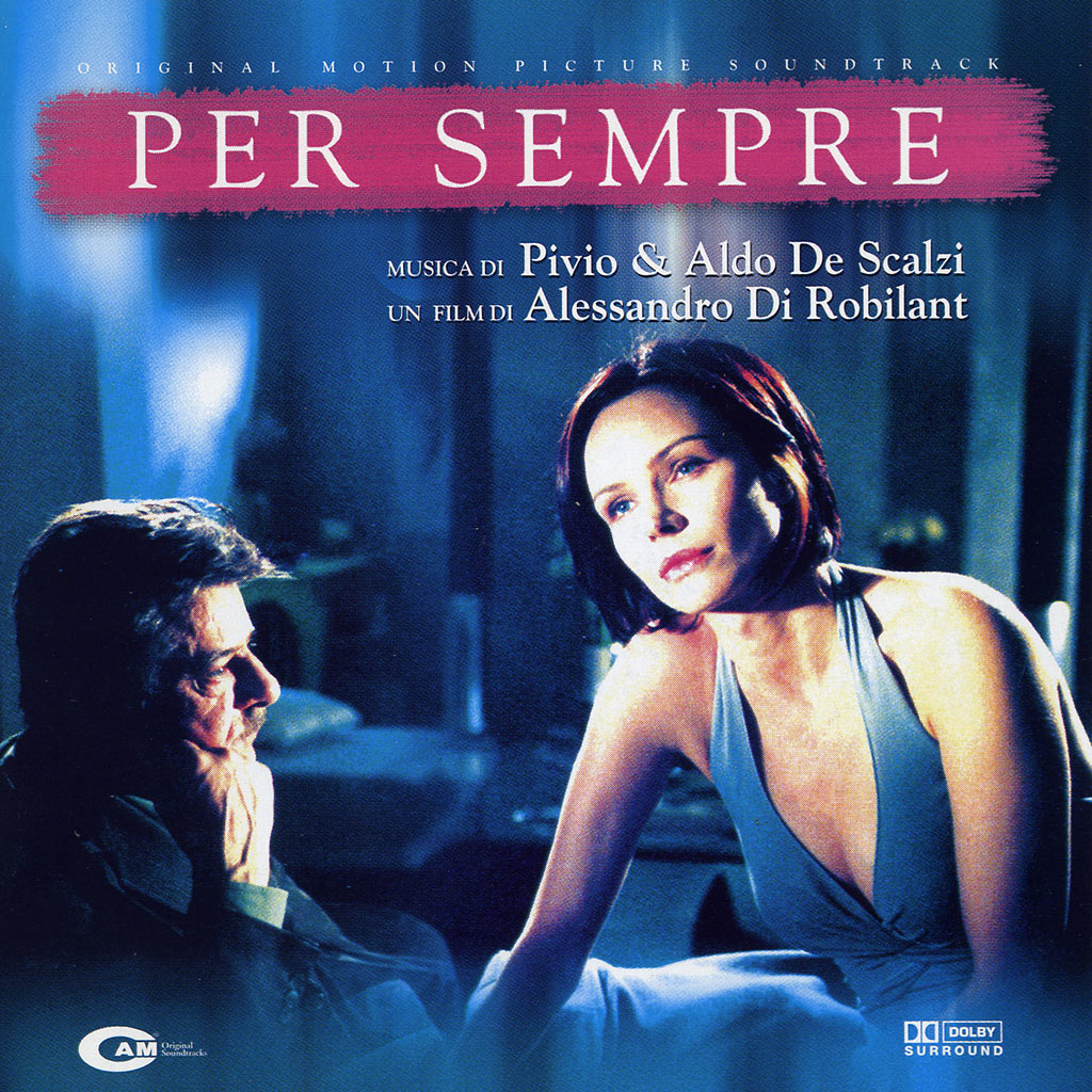 Per sempre - CD cover image