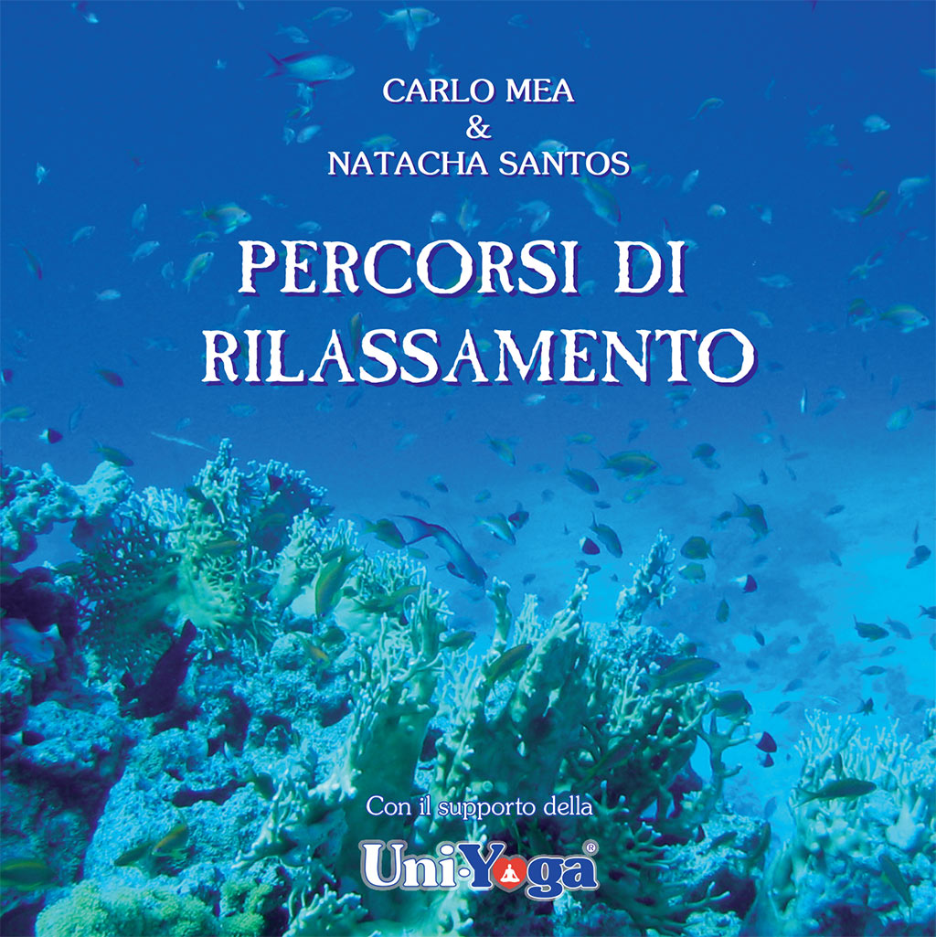 Percorsi di rilassamento - CD Cover image