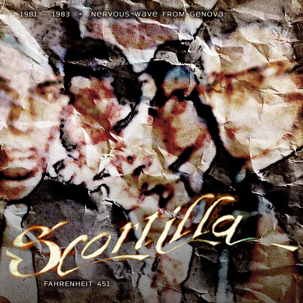 Fahrenheit 451 Scortilla - cover LP