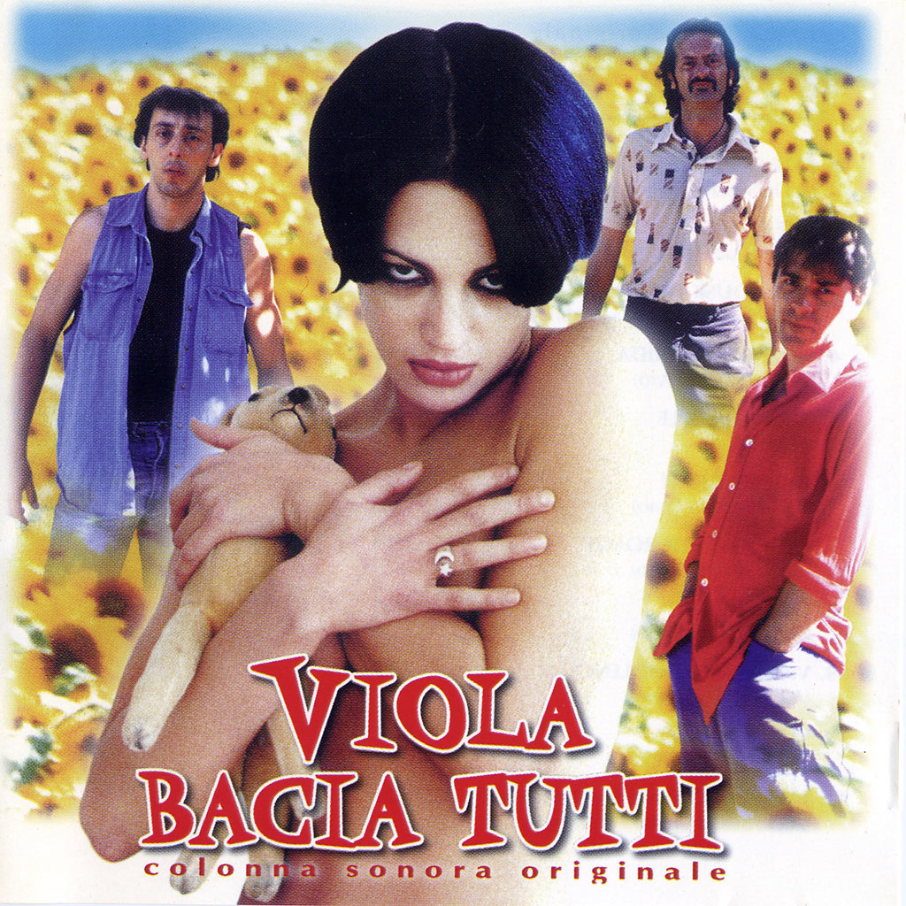 Viola bacia tutti - CD cover image
