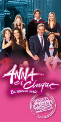 Anna e i cinque - serie TV