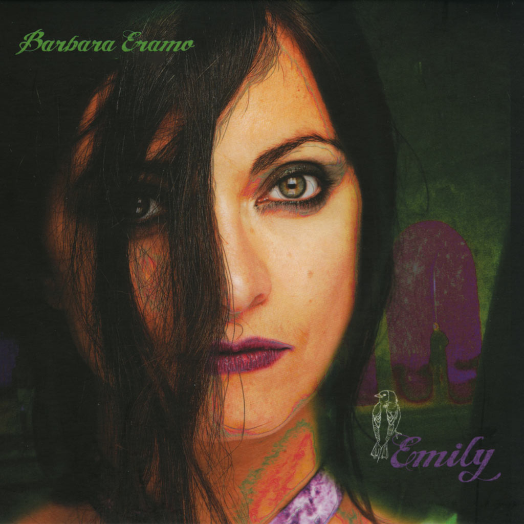 barbara eramo - emily cd cover image