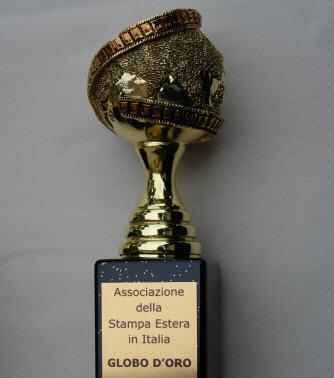 Nomination ai Globi d'Oro 2013