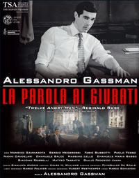 La parola ai giurati (regia di Alessandro Gassmann, 2008-2009)