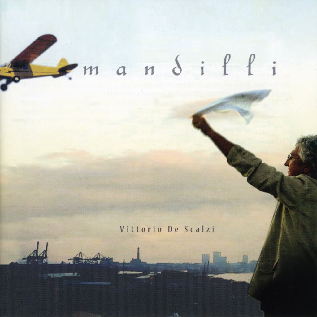 Mandilli - cd cover image