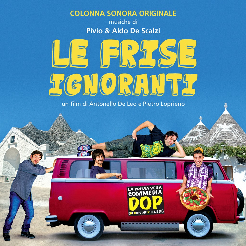 Le frise ignoranti - ESP052- CD cover