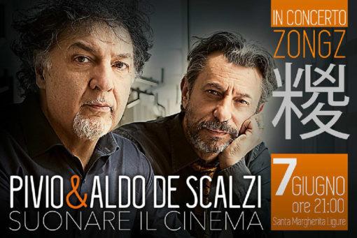 Suonare il Cinema: prima data dei concerti di Pivio & Aldo De Scalzi