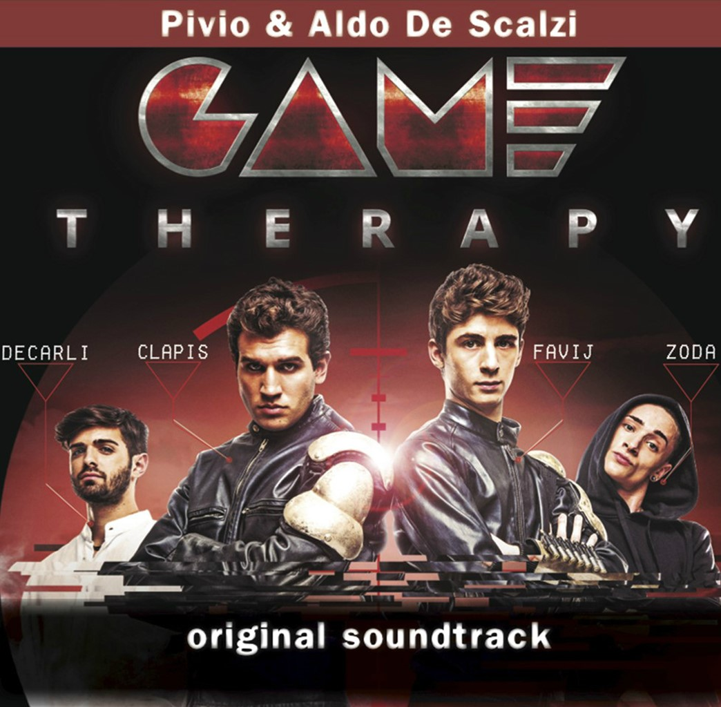 Game Therapy CD cover