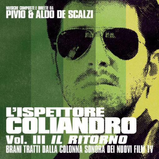 In vendita il doppio CD L'ispettore Coliandro – Il ritorno vol 3